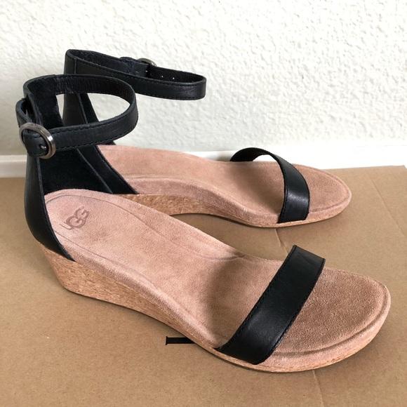 41750287743 Women s UGG Emilia Ankle Strap Sandal. M 5a5ea8b872ea885e319dd308
